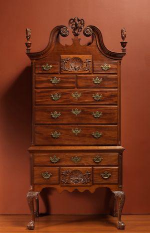 18th-century chest