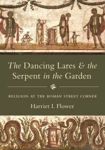 The Dancing Lares & the Serpent in the Garden by Flower