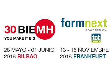 Ferias Biemh y Formnext 2018
