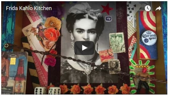 Frida Kahlo's Kitchen
