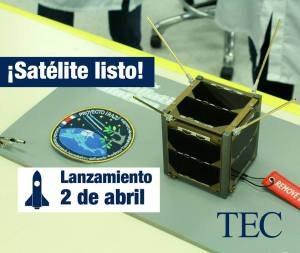 Costa Rica launches satellite