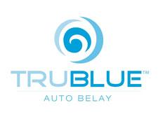 TruBlue Auto Belays Logo