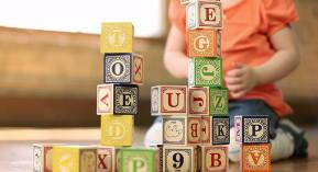 These sustainably sourced, hand-painted, non-toxic wooden blocks are a classic staple in homes and classrooms through the world. They feature letters, numbers and animals and have a variety of uses including learning through play and fun décor. Price: $42.50 *We also have an option that comes with a canvas bag to hold the blocks for $47.50