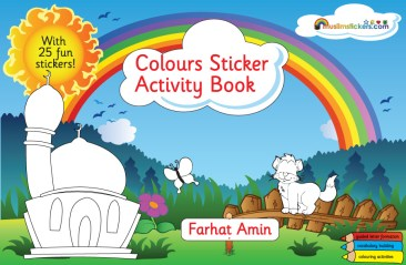 While activity books should never be the only source of a child's learning, these sticker activity books provide a chance for children to learn and review concepts within an Islamic framework. They can also be purchased as part of a gift pack. Price: $7.50
