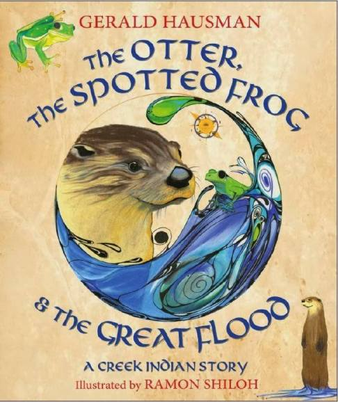This charming children's book warns us to listen to the wisdom of nature and the environment. It's based on a traditional story from the Creek Indians of northern Florida and Georgia and is very relevant in light of the many environmental shifts happening in our times. Price: $22.50