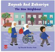 This book introduces children to the idea that Allah has made us all with different abilities, but how in spite of these differences, we can all still get along. Price: $8.50 **Combine this book with the other Zaynab and Zakariya book and a game for an awesome sibling present!