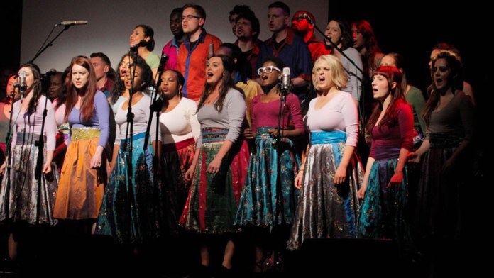Auditions: Make 2016 a year of Discovery! - Discovery Gospel