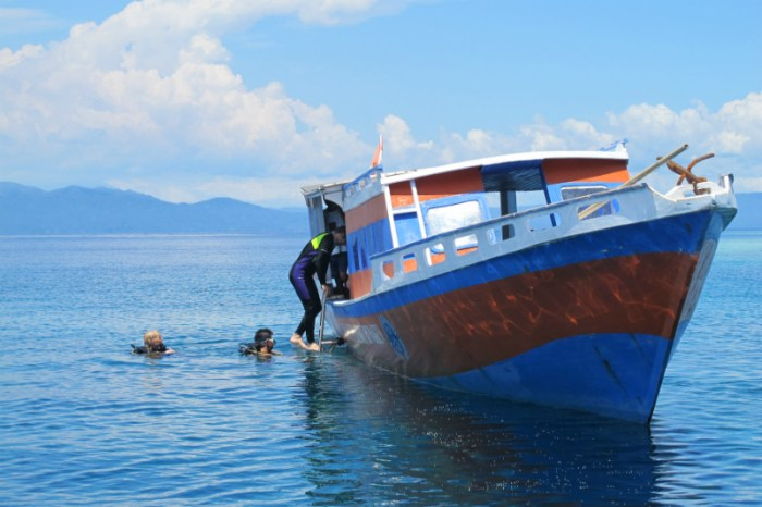 Diving Sulawesi Indonesia