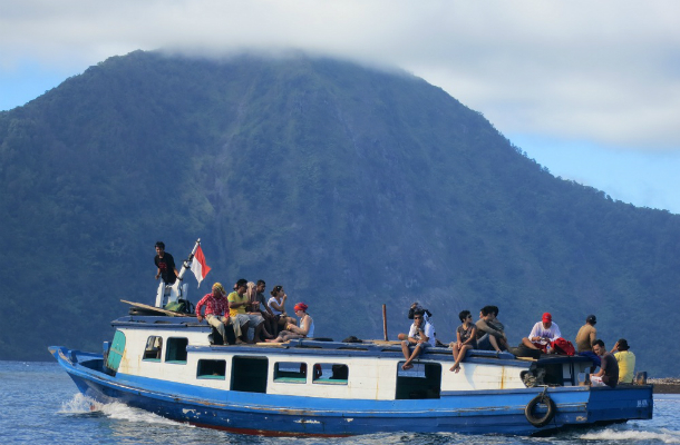 trip to krakatoa