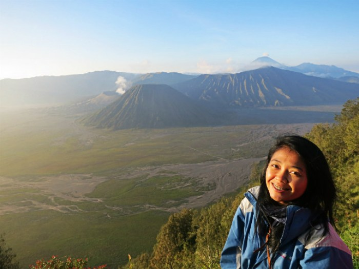 bromo sunrise view