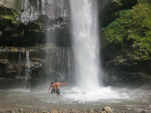 waterfall around yogyakarta