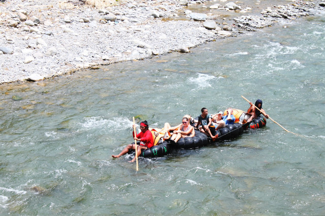 River Tubing Things to do in Bukit Lawang