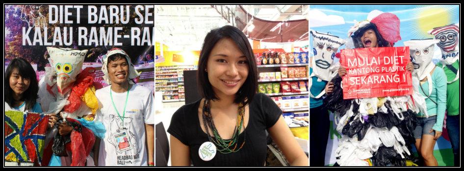 Gerakan Indonesia Diet Kantong Plastik Digaungkan