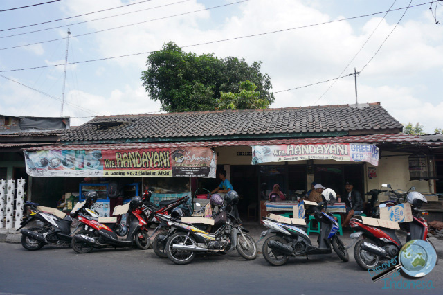 best local food in jogja