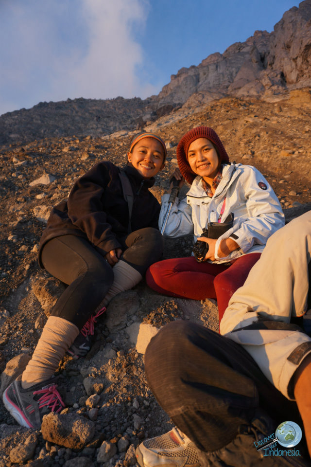 hiking merapi volcano tips