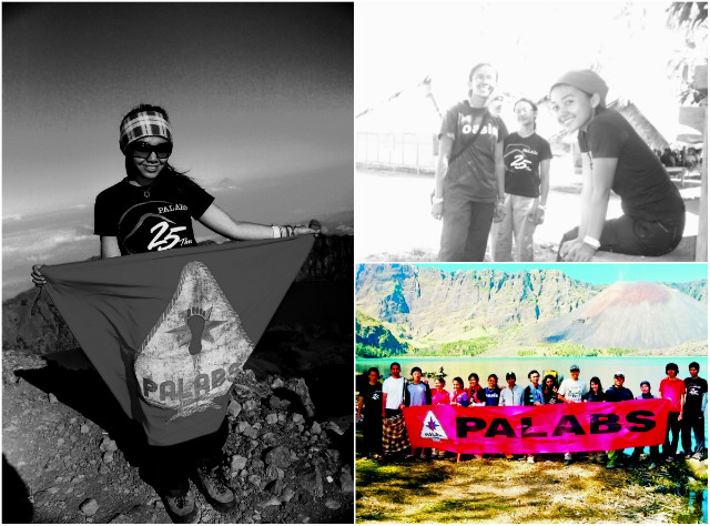 rinjani mountain trip #makeithappen