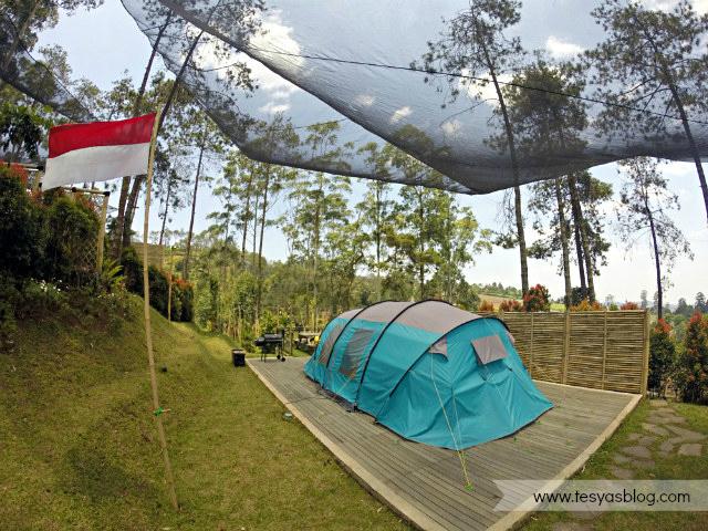 Weekend Getaway from Jakarta - Lembang - Dusun Bambu Glamping