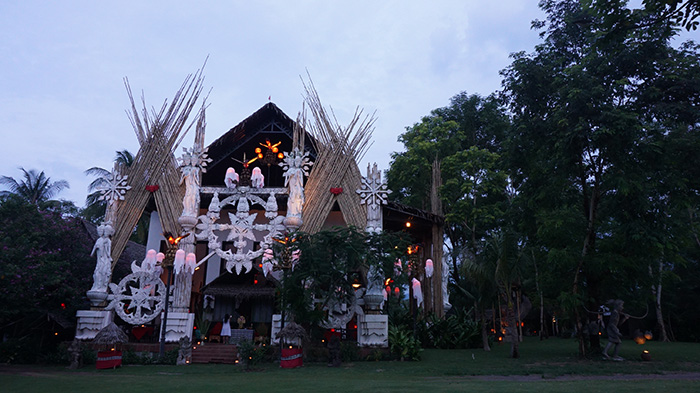 Gedong Gandrung Tugu Wedding venue