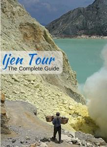 Ijen, Ijen Tour
