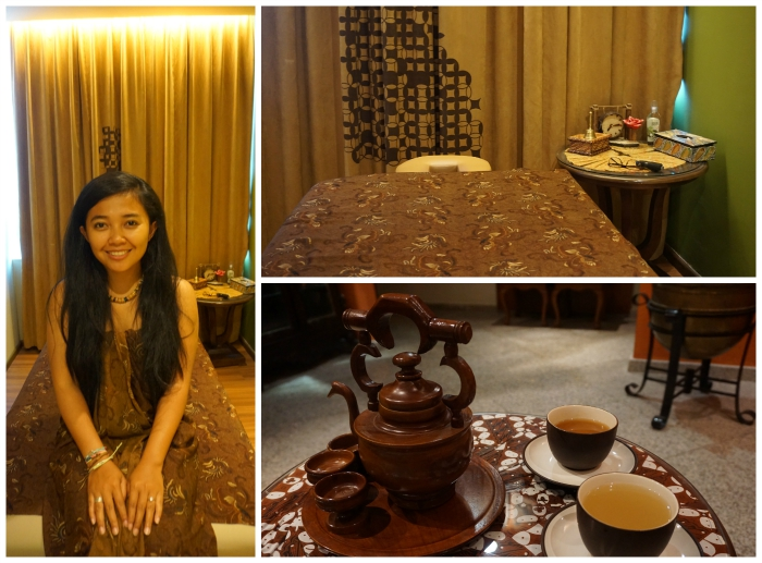 Spa in Royal Surakarta Heritage