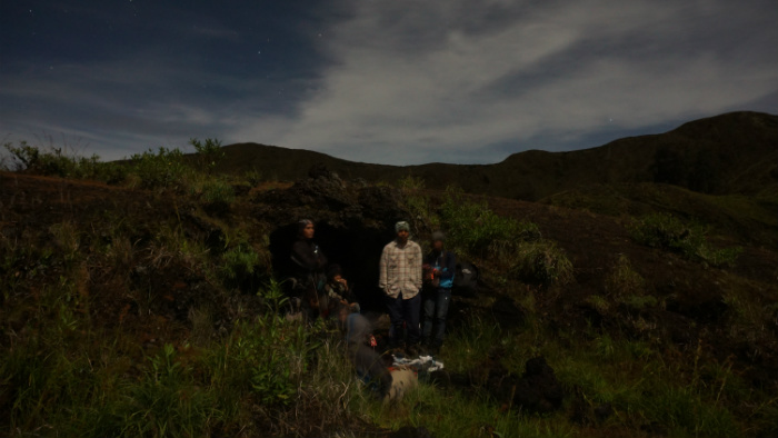 the journey to the summit of tambora