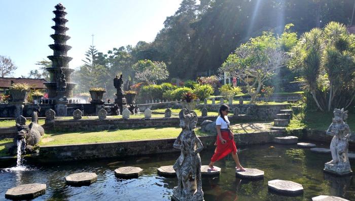 Tirta Gangga Bali Indonesia