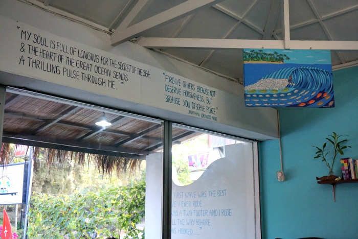 what to do in south Bali - cafe hopping