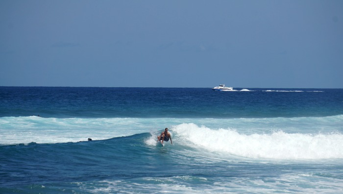 what to do in south Bali - surfing