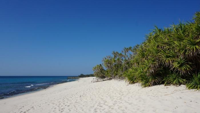 Oenian beach Semau