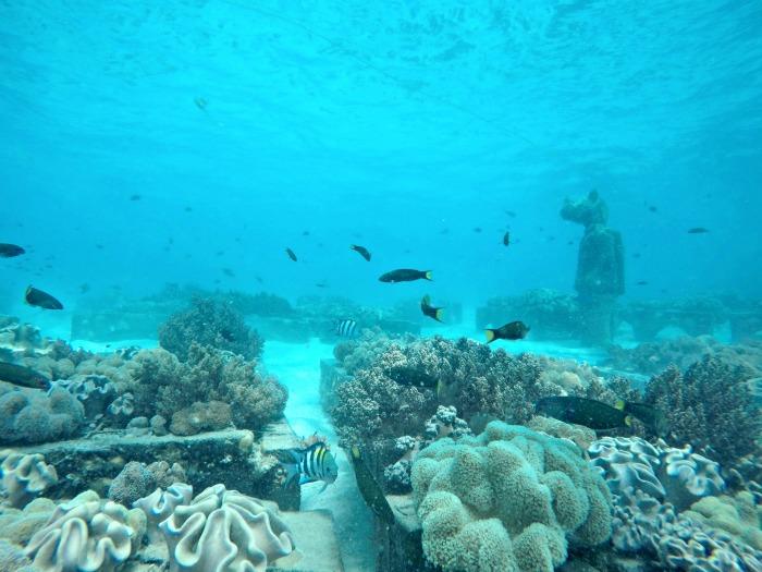 underwater badul island