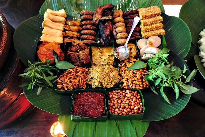 Breakfast Buffet of Tugu Hotel Malang