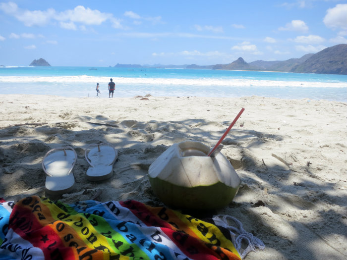 Mawun Beach, Best Beaches Lombok, Beaches South Lombok
