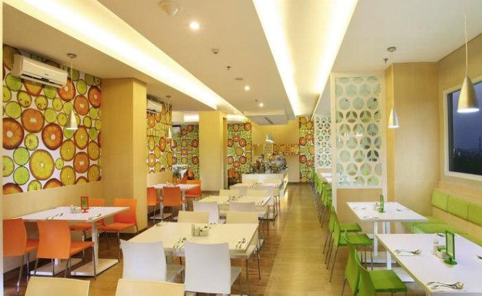Zest Hotel Airport Jakarta Restaurant Discover Your Indonesia