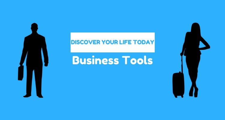 Business Tools Discover your purpose