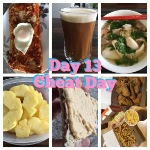 Day 13 Slow Carb Diet