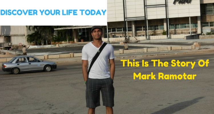 This Is The Story Of Mark Ramotar