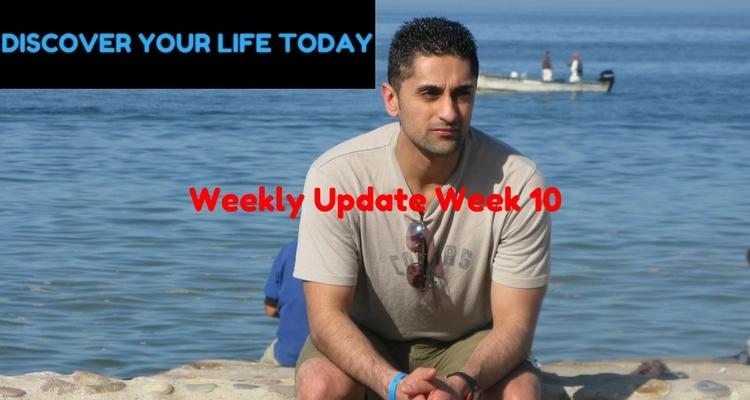 Weekly Update Week 10