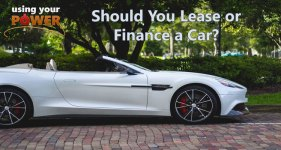 Should I lease or finance a car