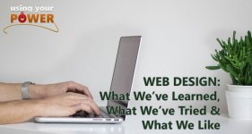 lesson from web design