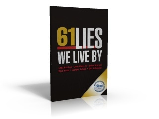 61 Lies We Live By book