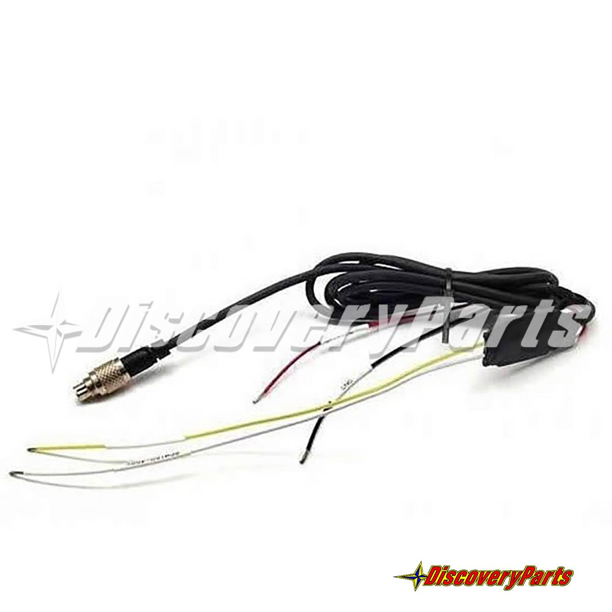 Aim Evo4 5 Pin Can Rs232 Wiring Harness