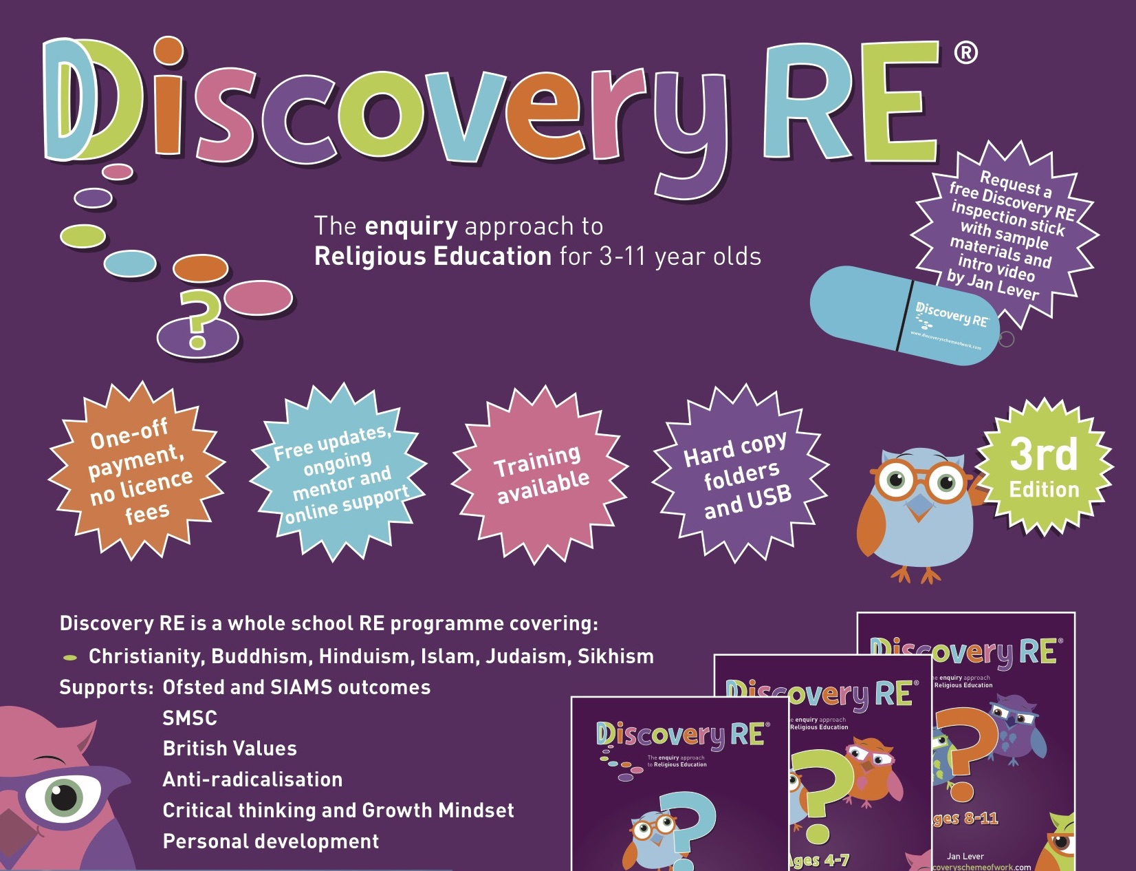 Discovery Re In Detail