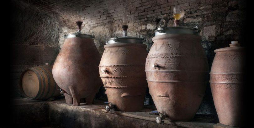 Terracotta e vino un futuro antico