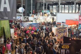 Comic Con 2015 Paris Dimanche 25 octobre