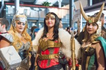 Thorette Wonder Woman et Lokette