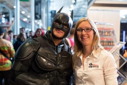 Batman et sa réparatrice