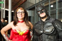 wonder woman et Batman