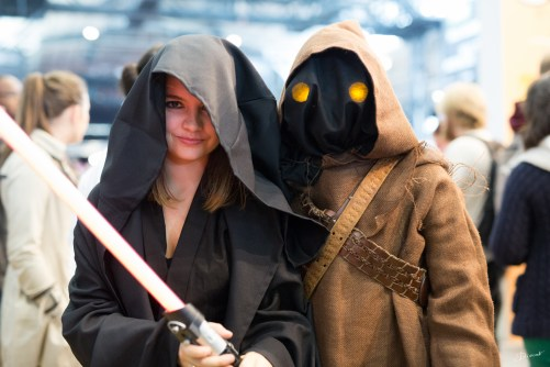 Sith et Jawas
