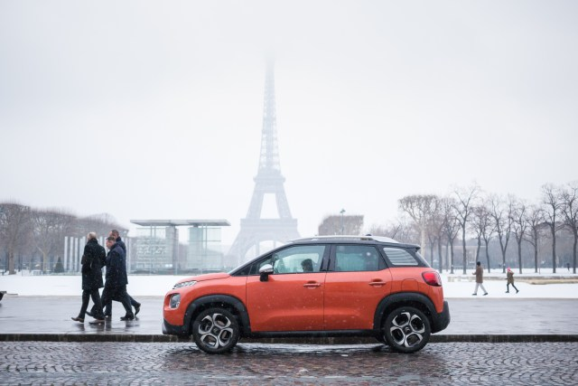Citroën C3 Aircross @discret