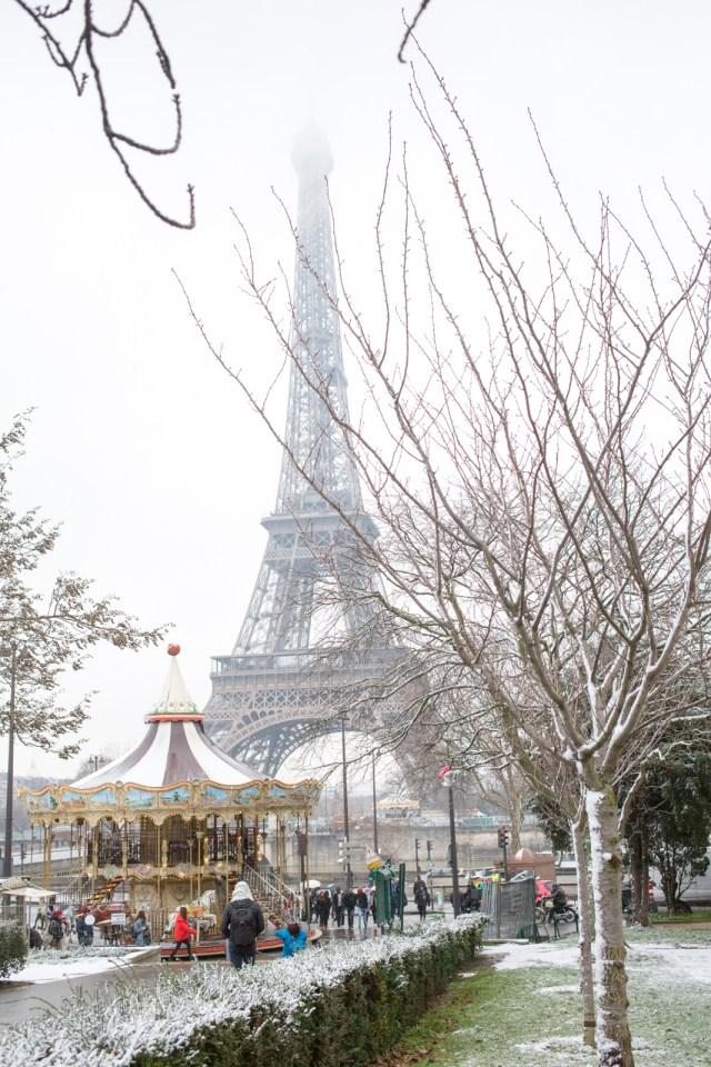 Carrousel Tour Eiffel @Celicelo